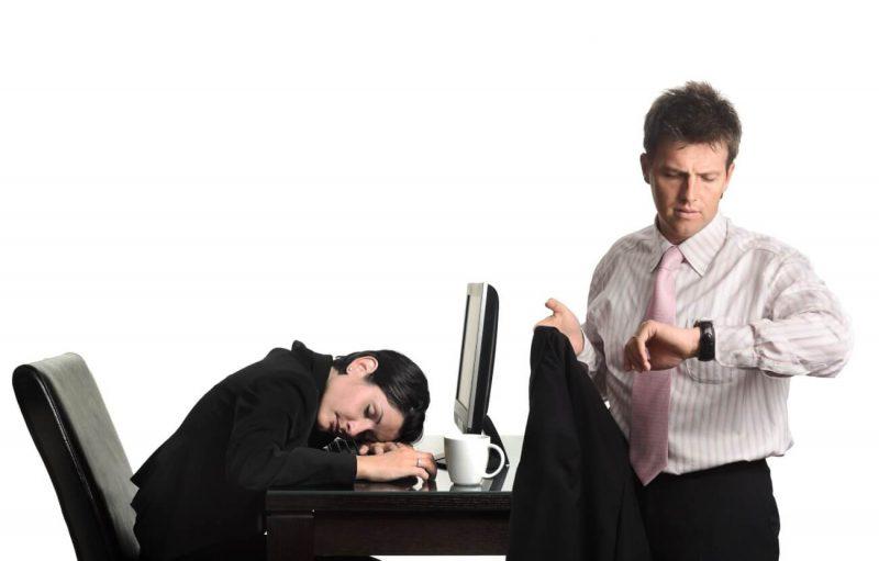 残業削減の取組みを加速化